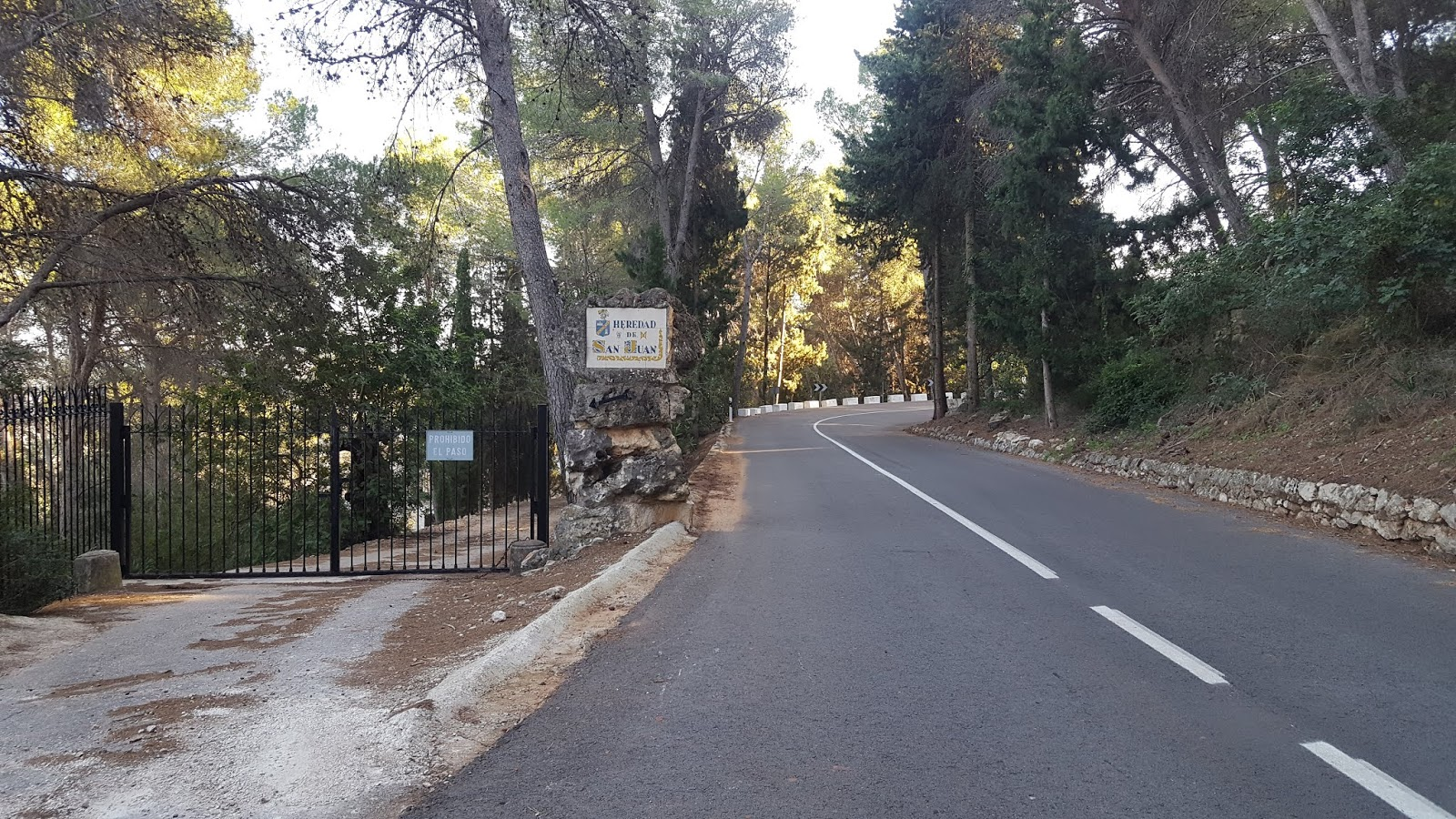 Heredad de San Juan, Vall de Ebo, Alicante
