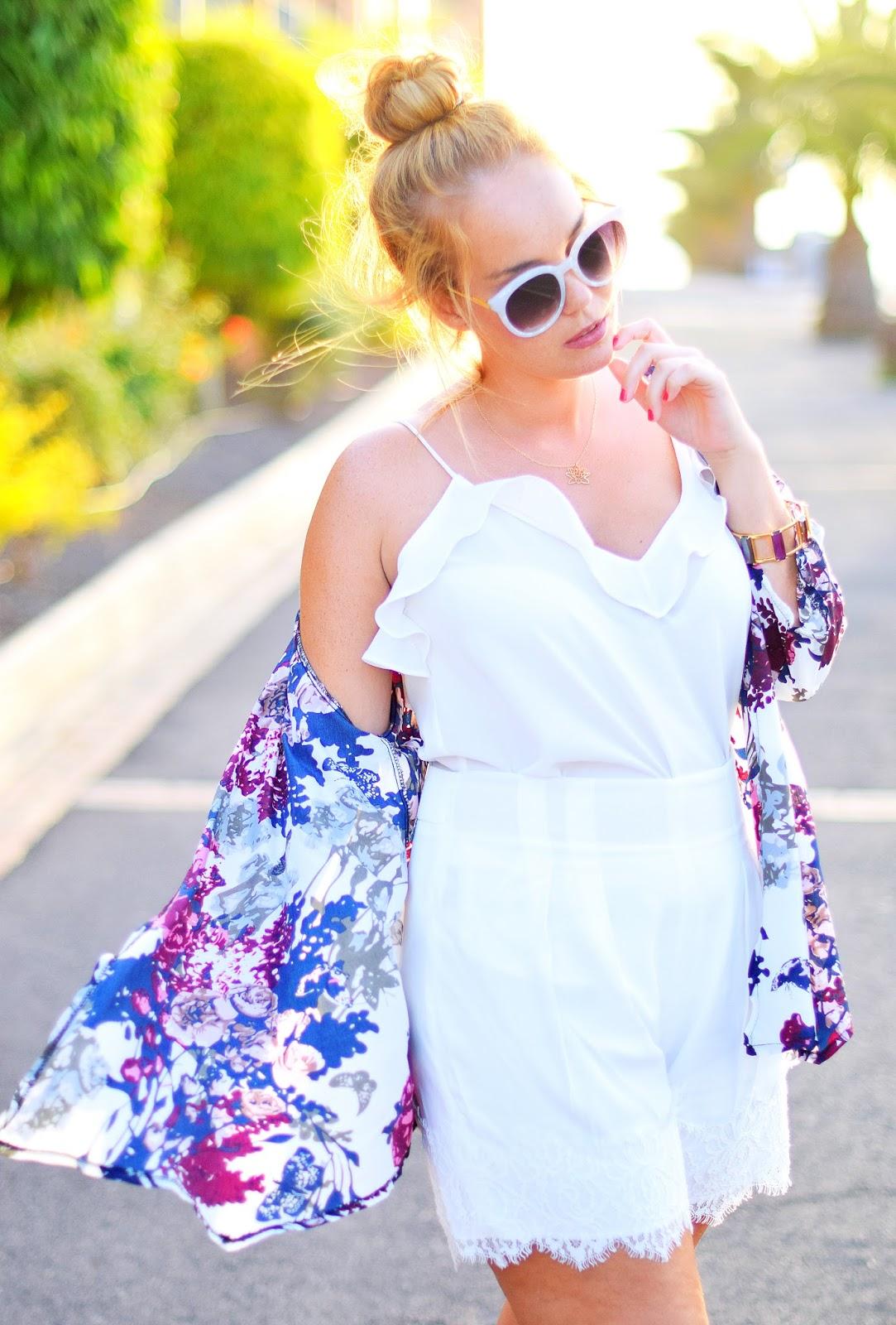 nery hdez, kimono, newchic, carolee, bonny rabbit, zerouv, summer look