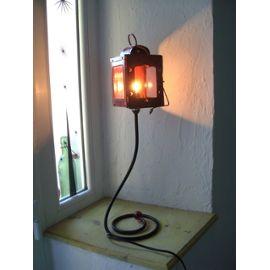 pilado artiste laforcedelapeinture lampe lanterne ancienne. Black Bedroom Furniture Sets. Home Design Ideas