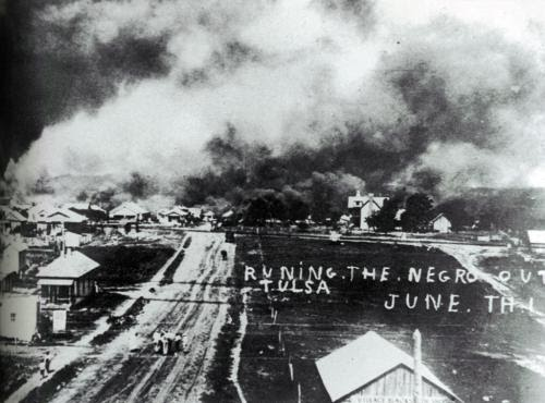 Tulsa Race Riot of 1921 (Paper)