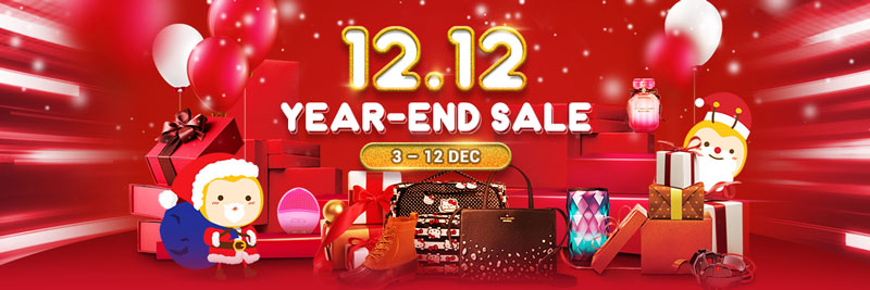 12.12 year-end sale