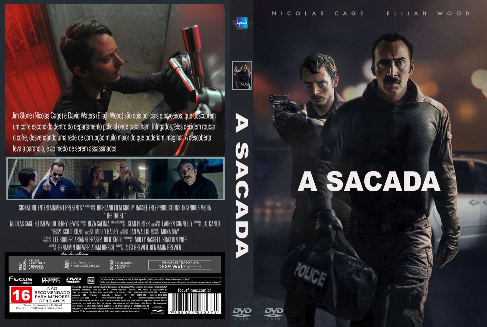 Download A Sacada DVD-R Download A Sacada DVD-R A 2BSacada