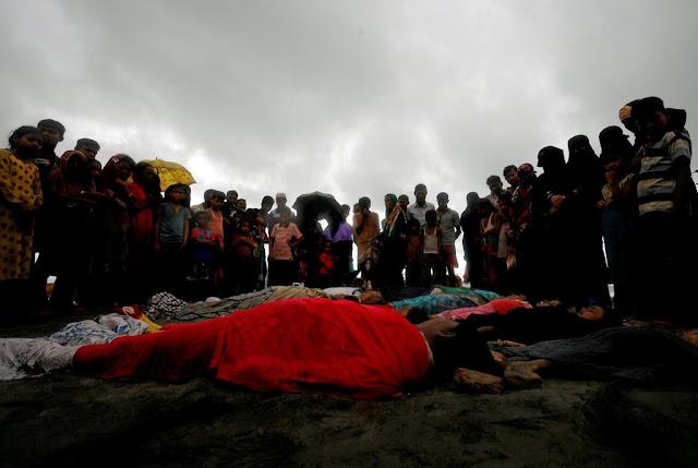 Erdogan: Myanmar Melakukan Genosida