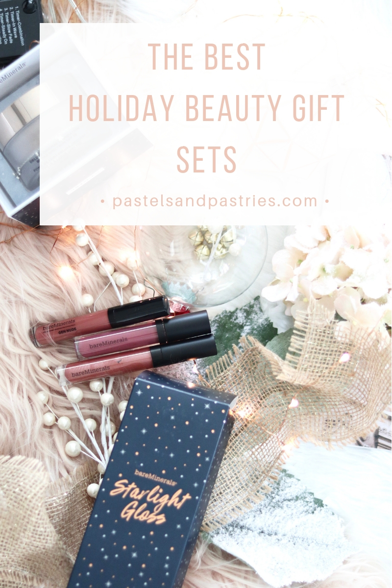 Round up of the best holiday gift sets to buy for beauty lovers