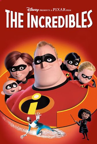 The Incredibles (4K UHD Dual) (2004)