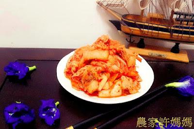 特製的韓式泡菜~讚