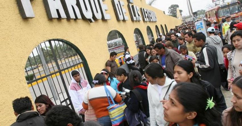 Defensoría del Pueblo realizará actividad en Parque Las Leyendas por celebración en el Día de la Niñez - www.defensoria.gob.pe