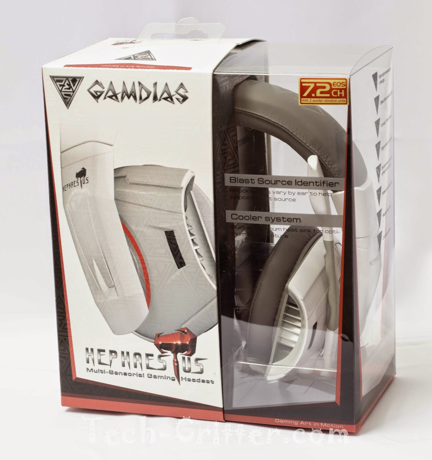 Unboxing & Review: Gamdias Hephaestus Gaming Headset 57