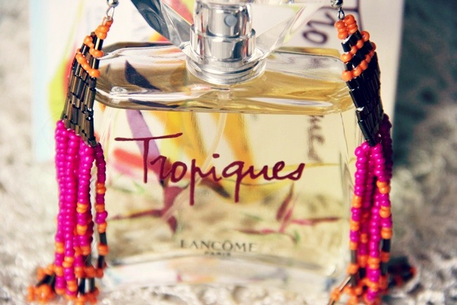 Lancome Tropiques toaletna vodica parfem