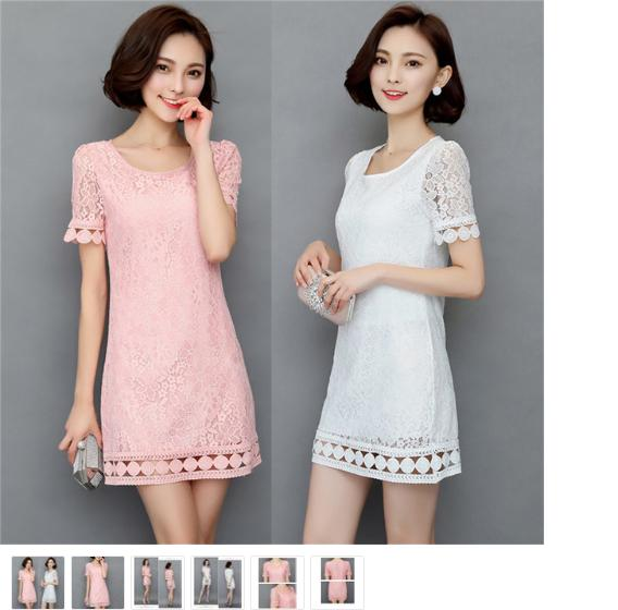 Outlet Clearance Sale - Cute Dresses For Women - Black And Pink Dress