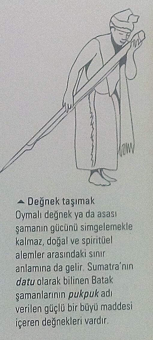 Datu - Pukpuk - Asa - Şamanizm
