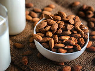 Benefits of Almond Oil, Can Lower Weight!