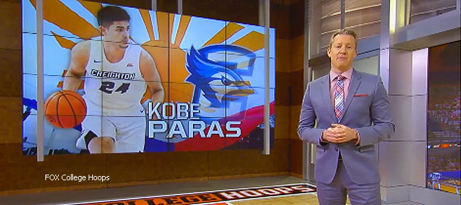 FOX College Hoops: 'Who is Kobe Paras?' (VIDEO)