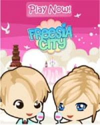 Cara bermain game freesia City Buatan Indonesia di Facebook