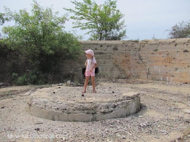 геокешинг форт Шишков Любимовка