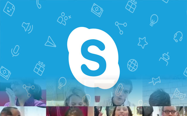 Skype llamadas grupales