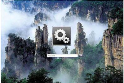Merubah Tampilan Login dan Shutdown WIndows tanpa Software