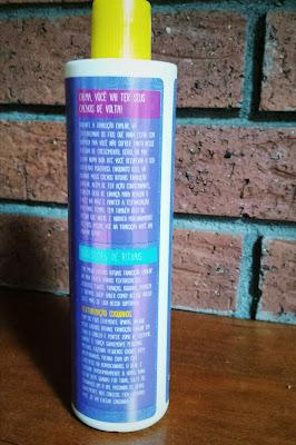 Resenha Gel Texturizador Transição Capilar da Embelleze Manual dos cachos