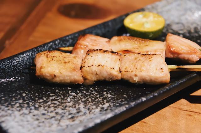 松阪豬肉串