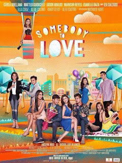 Somebody to Love was a 2014 Filipino film produced by Regal Entertainment. It was directed by Jose Javier Reyes.