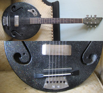 designal 1960s homemade electric sitar guitar. Black Bedroom Furniture Sets. Home Design Ideas