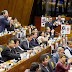Diputados deciden archivar el proyecto por la paz de la República