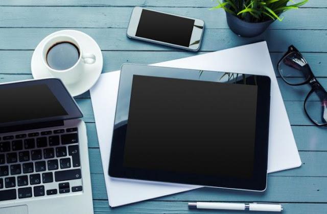 Lebih Produktif dengan Menata Meja Kerja