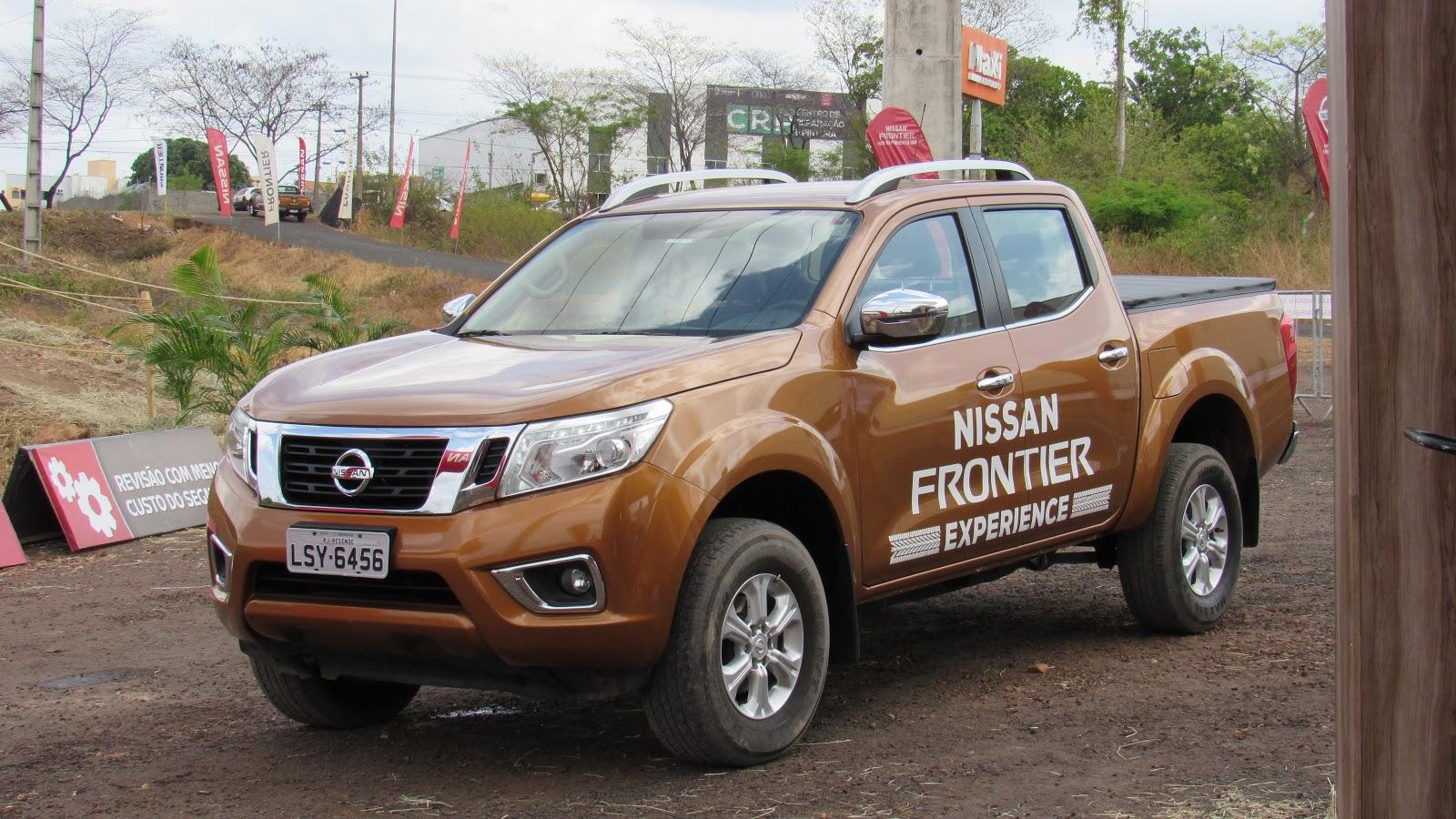 Nissan Frontier Experience: uma teste de resistência da ...