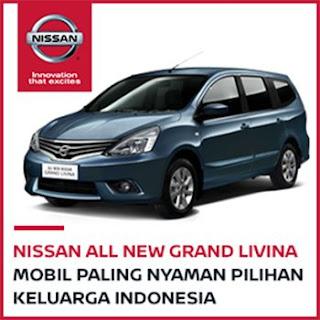 Nissan Grand Livina adalah Mobil paling nyaman pilihan keluarga indonesia