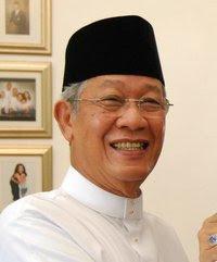 Gubernur Kepri Tutup Usia