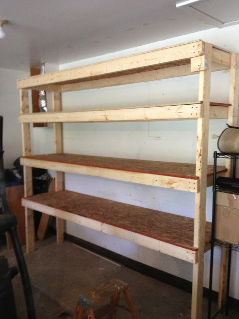2x4 Garage Storage The Wolven House Project