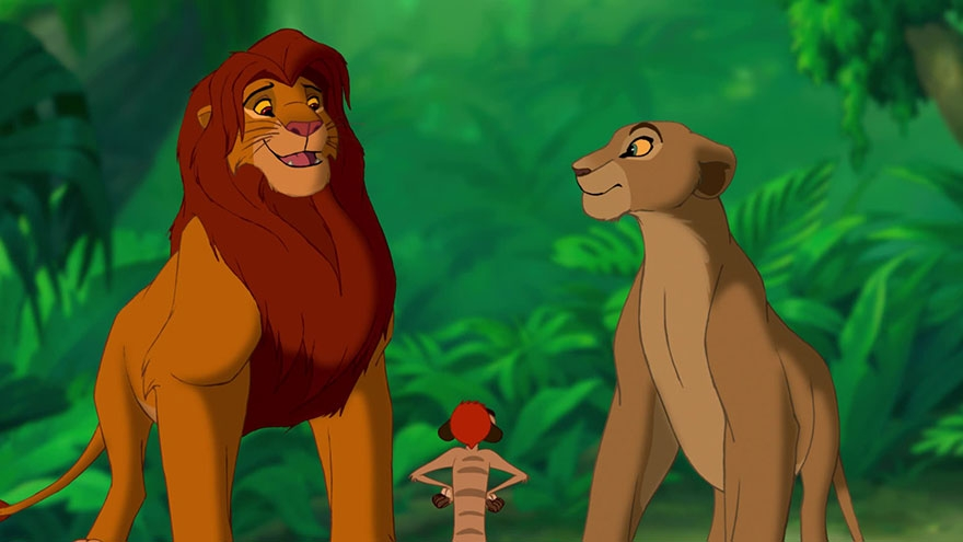 03-The-Lion-King-Alaina-Bastian-s0alaina-Drawings-of-Disney-Animals-with-a-Second-Life-as-Humans