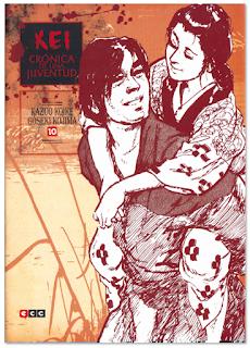 Kei manga de Kazuo Koike RIP Obituario 2019