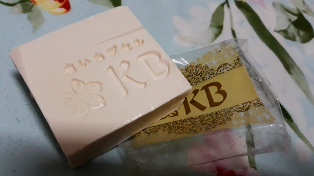 kb silver soap review