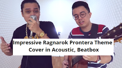 Impressive Ragnarok Prontera Theme Cover in Acoustic, Beatbox