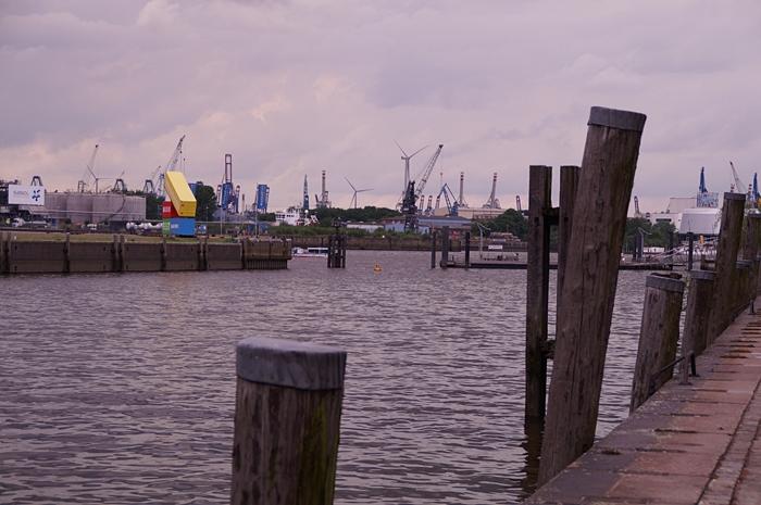 Hamburg Harbour | Tasteboykott