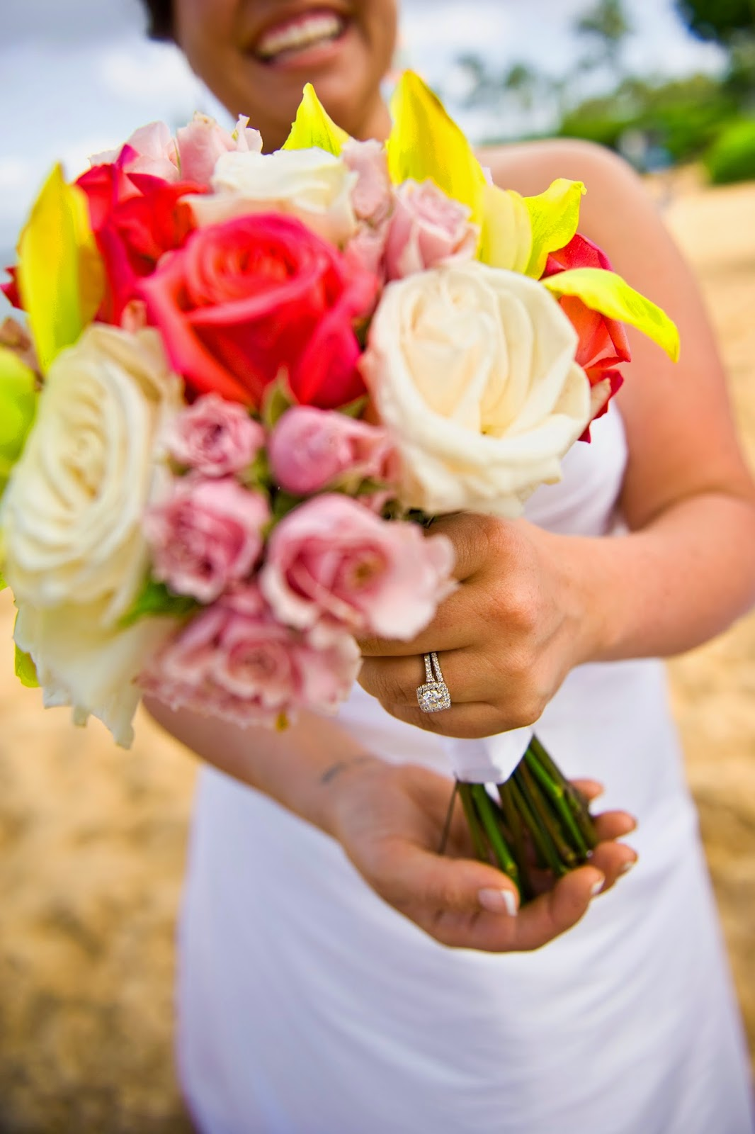maui bouquet, maui gay bride, maui gay weddings, maui weddings