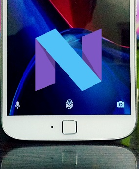 HOW TO : Get the Android 7.0 Nougat Update on Moto G4 Plus
