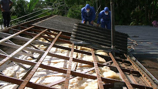 Disposal of Asbestos Roofing and Asbestos Roof Replacement