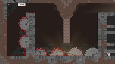 Super meat boy game tersulit di dunia