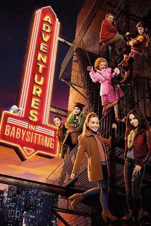 Poster Adventures in Babysitting 2016