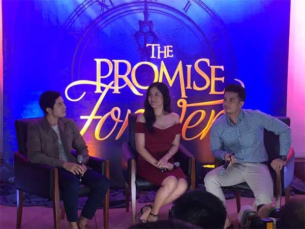 Photos: The Promise of Forever Media Day