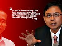 Indikator: Tingkat Kepuasan Masyarakat Ternyata Tak Berbanding Lurus dengan Elektabilitas Jokowi