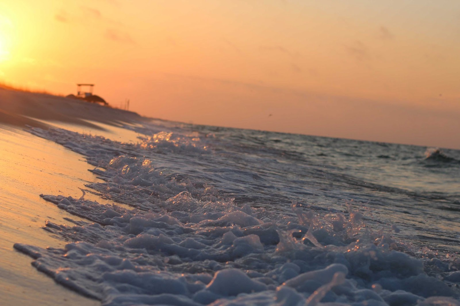 Beautiful Pensacola Beach Sunrise