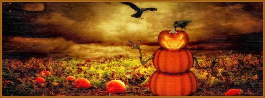ảnh bìa facebook halloween