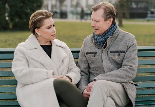 Grand Duke Henri of Luxembourg released a statement defending his wife Grand Duchess Maria Teresa. Princess Stephanie expects a baby boy