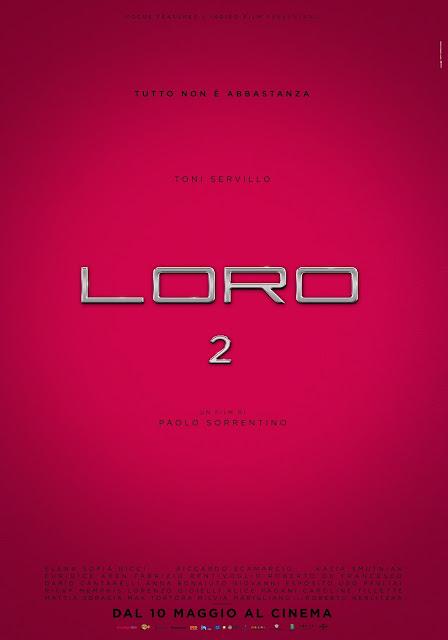 Loro: 2 Poster Film