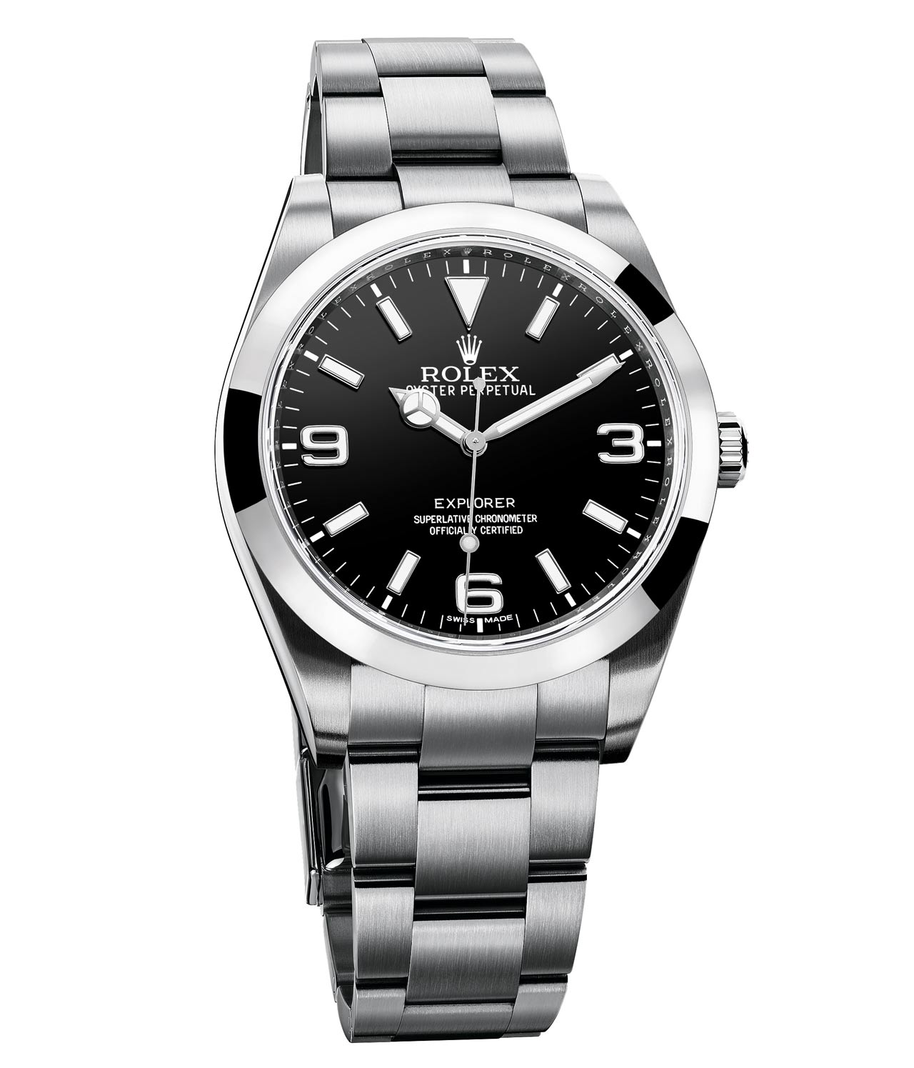 Rolex new oyster perpetual explorer ref 214270 time and watches for Rolex explorer