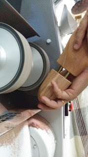 pernos de cedro elaboración