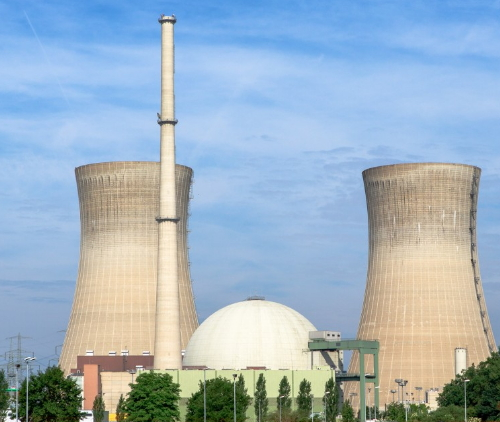 nigeria's nuclear power plant